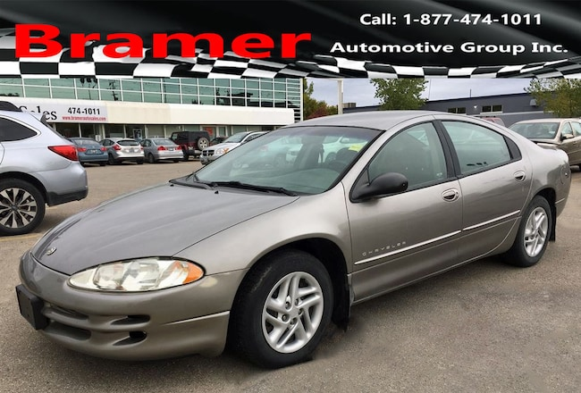 1999 Chrysler Intrepid AC, CC, CD Sedan