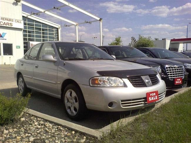 2005 Nissan Sentra 1.8 SPECIAL EDITION, AC, CD, PWR GRP Sedan