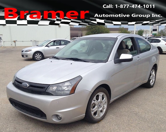 2010 Ford Focus SE, AC, CC, CD, PWR GRP Coupe