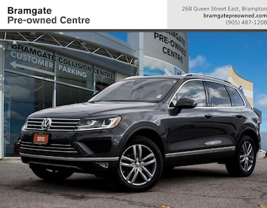 2015 Volkswagen Touareg Highline 3.0 TDI 8sp at Tip 4M SUV