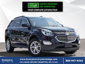 2017 Chevrolet Equinox LT AWD|KEYLESS ENTRY|BACKUP CAMERA|BLUETOOTH|HEATE