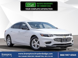 2017 Chevrolet Malibu LS|ONSTAR|TOUCHSCREEN|BACKUP CAMERA|TINTED WINDOWS
