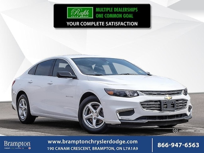 2017 Chevrolet Malibu LS|ONSTAR|TOUCHSCREEN|BACKUP CAMERA|TINTED WINDOWS Sedan