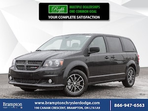 2019 Dodge Grand Caravan Blacktop|BLUETOOTH|STOW N GO|BACKUP CAMERA|17""