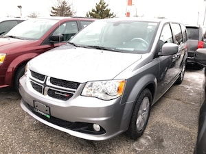 2019 Dodge Grand Caravan SXT Premium Plus|UCONNECT TOUCHSCREEN|BACKUP CAMER