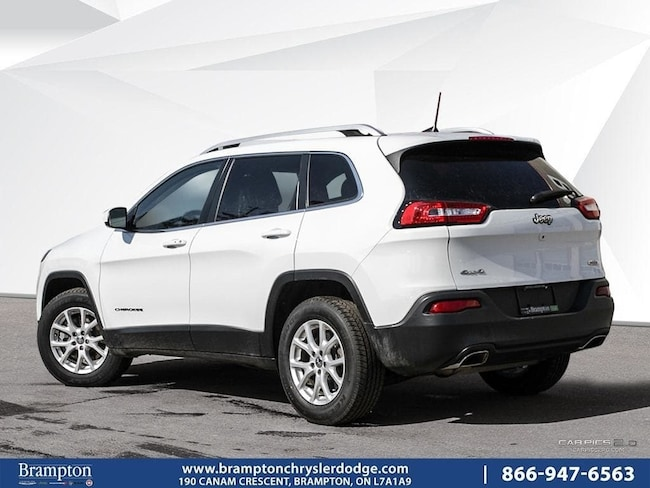 Used 2016 Jeep Cherokee For Sale at Brampton Auto Mall | VIN