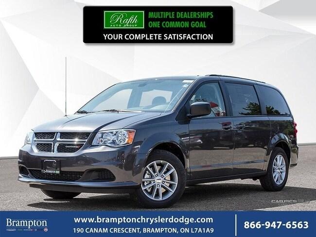 2019 Dodge Grand Caravan SXT Plus|6.5 INCH TOUCHSCREEN|STOW N GO|BACKUP CAM Minivan