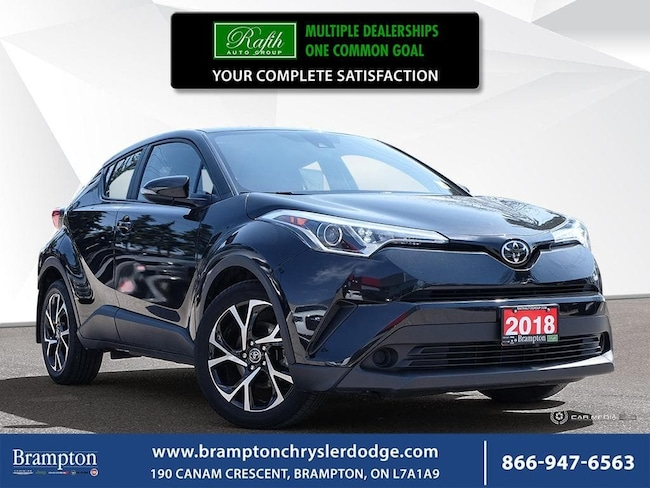Used 2018 Toyota C-HR For Sale at Brampton Auto Mall   VIN