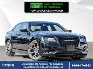 2017 Chrysler 300 S|BEATS AUDIO|20 INCH RIMS|FULL LEATHER