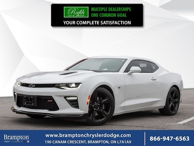 2018 Chevrolet Camaro 2SS| LOW KMS | 1 OWNER TRADE-IN Coupe