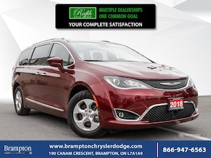2017 Chrysler Pacifica TOURING L-PLUS|PROXIMITY KEY|ADAPTIVE CRUISE|BLIND