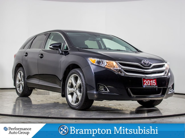 2015 Toyota Venza CAMERA. BLUETOOTH. PWR SEAT. KEYLESS. AWD SUV