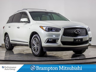 2016 INFINITI QX60 AWD. NAVI. LEATHER. CAMERA. ALLOYS SUV