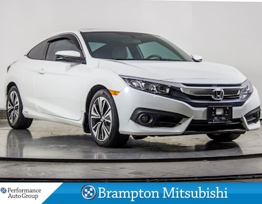 2016 Honda Civic EX-T. ONE OWNER. SUNROOF. BACK UP CAMERA Coupe