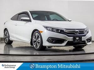 2016 Honda Civic EX-T. ONE OWNER. SUNROOF. BACK UP CAMERA