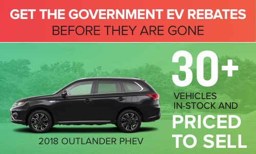 Outlander PHEV EV Rebates