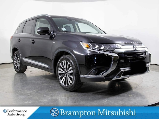 2019 Mitsubishi Outlander GT. 4X4. CAMERA. ROOF. HTD SEATS. DEMO UNIT SUV