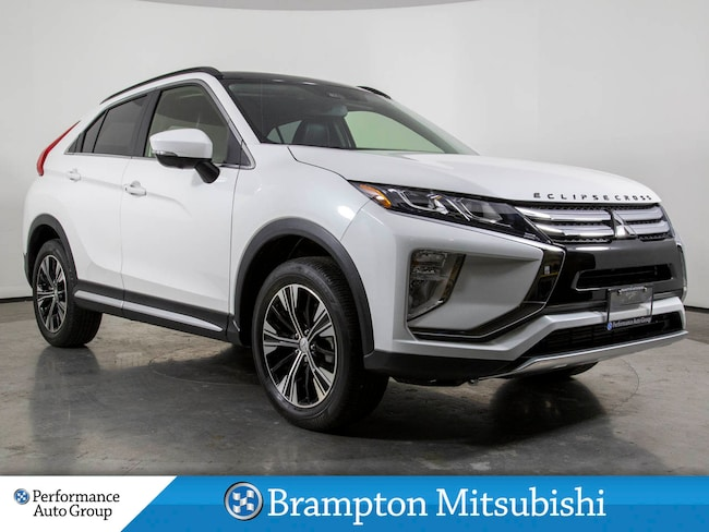 2019 Mitsubishi Eclipse Cross GT. 4X4. HTD SEATS. BLUETOOTH. DEMO UNIT SUV