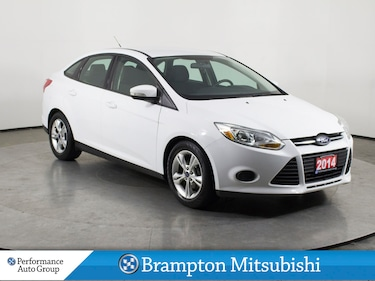 2014 Ford Focus SE. HTD SEATS. BLUETOOTH. CRUISE. KEYLESS Sedan