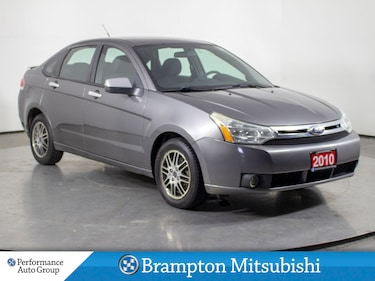 2010 Ford Focus SE. HTD SEATS. REMOTE START. ALLOYS. KEYLESS Sedan
