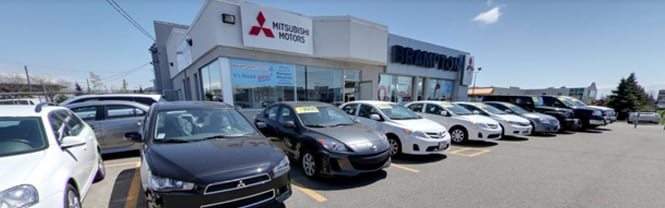 mitsubishi car seafield dealers dealership east r htm views road street
