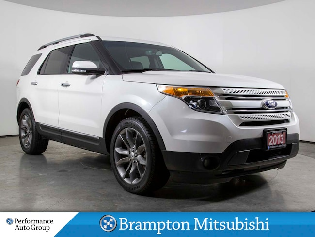 2013 Ford Explorer LIMITED. 4WD. ROOF. NAVI. CAMERA. ALLOYS SUV