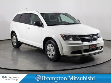 2012 Dodge Journey CVP/SE PLUS. KEYLESS. PUSH-START. HTD MIRRORS SUV