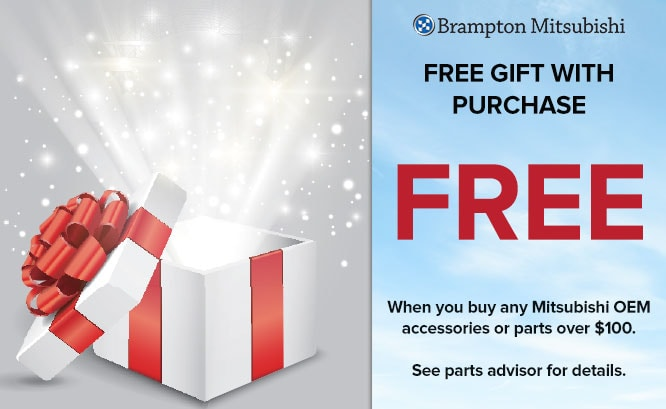 Free Gift Parts Special