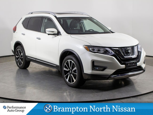 Used 2018 Nissan Rogue For Sale at Brampton North Nissan | VIN