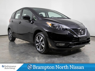 2017 Nissan Versa Note 1.6 SL. NAVI. 360 CAMERA. HTD SEATS. ALLOYS Hatchback