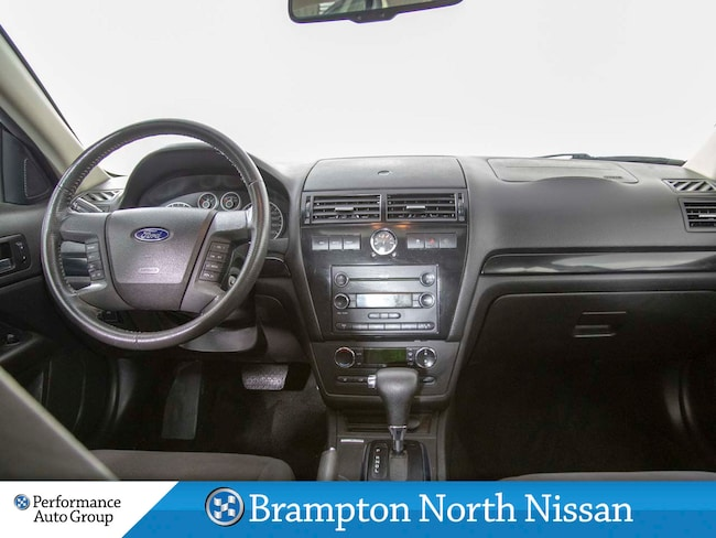 Used 2009 Ford Fusion For Sale at Brampton North Nissan | VIN