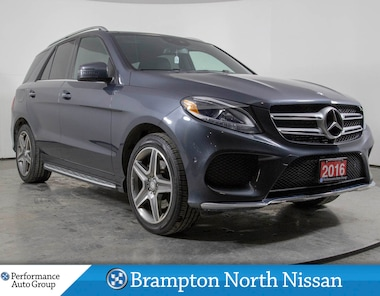 2016 Mercedes-Benz GLE-Class 350d. 4MATIC. DIESEL. NAVI. ROOF. PARK ASSIST SUV