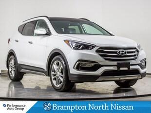 2017 Hyundai Santa Fe Sport 2.0L SE. LEATHER. ROOF. HTD SEATS. CAMERA. AWD SUV