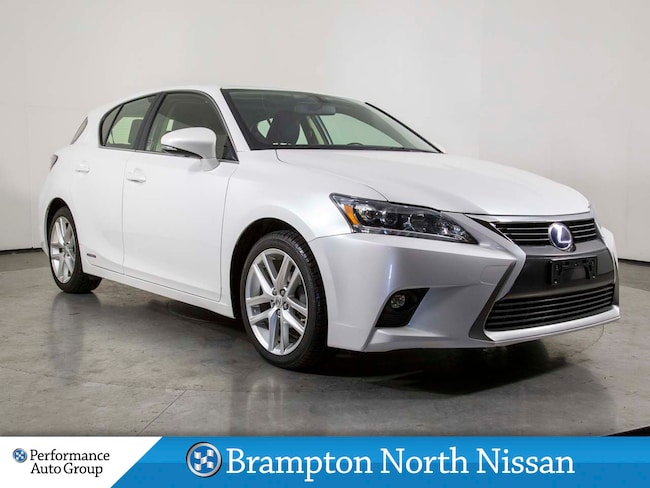 2016 LEXUS CT 200h TOURING PKG. HYBRID. ROOF. BLUETOOTH. HTD SEATS Hatchback
