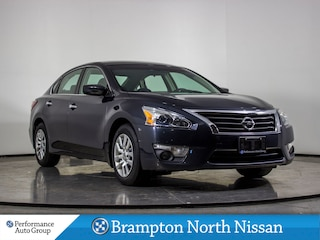 2013 Nissan Altima 2.5. S. CVT. SMART KEY. BLUETOOTH ACCIDENT-FREE Sedan