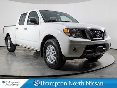 2018 Nissan Frontier SV. 4X4. CAMERA. HTD SEATS. BLUETOOTH. DEMO UNIT  Truck Crew Cab