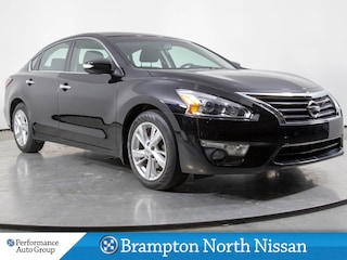 2015 Nissan Altima 2.5 SL. TECH. NAVI. BLIND SPOT ASSIST. HTD SEATS Sedan