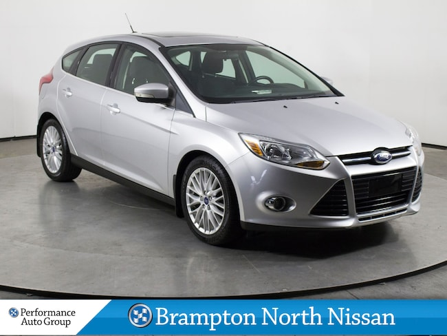 2012 Ford Focus SE. HTD SEATS. ROOF. BLUETOOTH. ALLOYS Hatchback