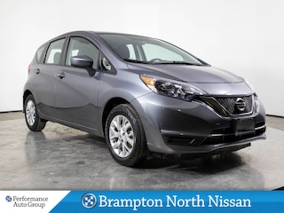 2018 Nissan Versa Note 1.6 SV. HTD SEATS. CAMERA. BLUETOOTH. ALLOYS Hatchback