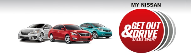 New 2014 Nissan Offers