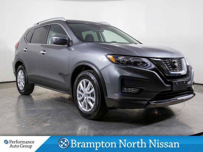 Used 2019 Nissan Rogue For Sale at Brampton North Nissan | VIN