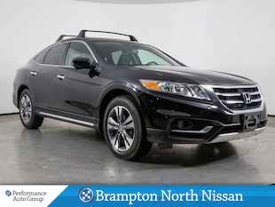 2014 Honda Crosstour EX-L. 4WD. NAVI. LEATHER. ROOF. WINTER WHEELS SUV