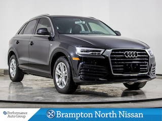 2016 Audi Q3 2.0T TECHNIK. AWD. NAVI. ROOF. EXTRA WINTER WHEELS SUV