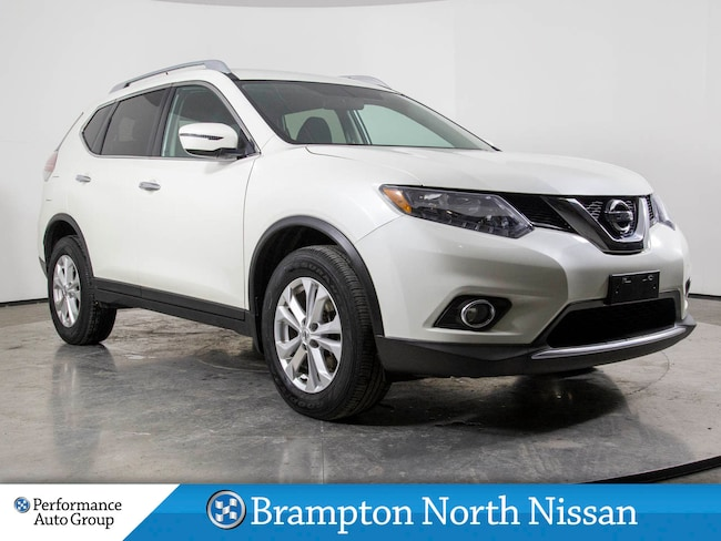 Nissan Rogue Remote Start >> Used 2016 Nissan Rogue For Sale At Brampton North Nissan Vin