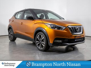 2018 Nissan Kicks SV 2 TONE CVT HEATED SEATS, CARPLAY, REAR CAMERA Hatchback