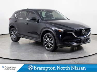 2017 Mazda CX-5 GT. NAVI. LEATHER. ROOF. CAMERA. HTD SEATS SUV