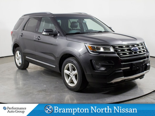2016 Ford Explorer XLT. 4WD. NAVI. CAMERA. ROOFS. REMOTE START SUV