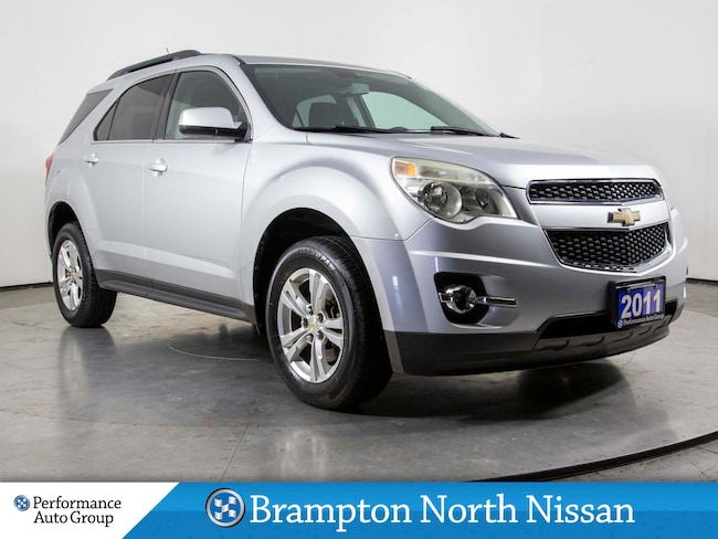 2011 Chevrolet Equinox 1LT ONE OWNER, ONLY 74K's, ACCIDENT FREE SUV