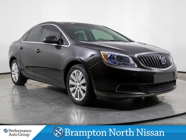 2016 Buick Verano BLUETOOTH. CAMERA. REMOTE START. ALLOYS Sedan