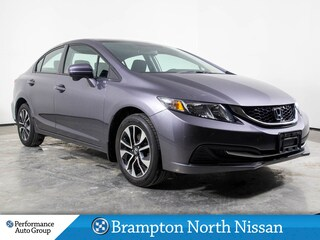 2015 Honda Civic EX. HTD SEATS. R & BLIND SPOT CAMERA. WINTER TIRES Sedan